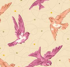 Marlena BIRDS CREAM