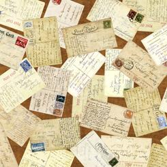 Wanderlust - Postcards - 26722