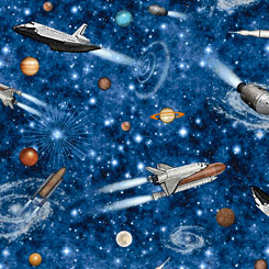 INTERGALACTIC SPACE SHIPS MIDNIGHT