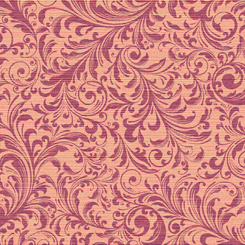 QT - LILIAN - TEXTURED SCROLL-Plum - 26759-V