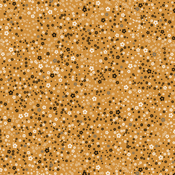 Whisper Confetti Floral Gold