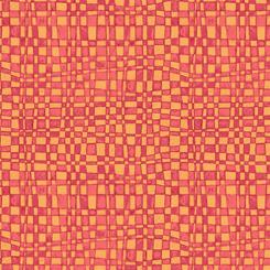 Jamboree Wavy Check Yellow/Orange