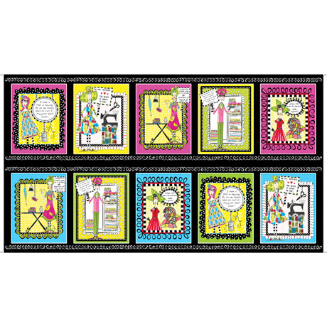 Sew Sassy Sewing Picture Patches - 26784-J