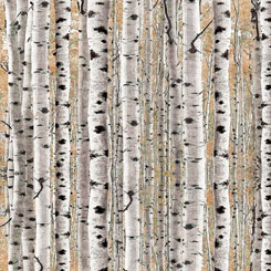 TIMBERLAND TRAIL BIRCH TREES TAN