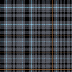 Nature's Bears - Dark Gray Plaid