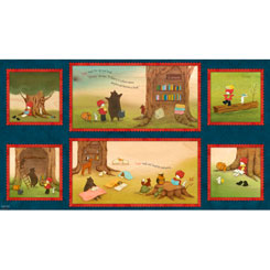 Reading Together POPPI LOVES PICTURE PATCHES NAVY