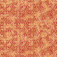 Danielle TONAL SCROLL ORANGE