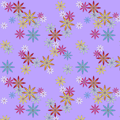 Party Like A Unicorn FLOWERS LILAC