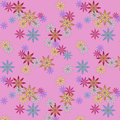 Party Like A Unicorn FLOWERS PINK 26914-P