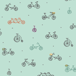 Scenic Route bikes aqua 1649-26918-Q