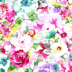 Annabelle WATERCOLOR FLORAL MULTI