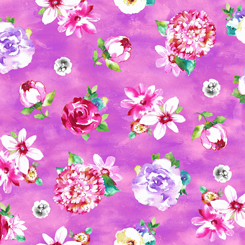 Annabelle FLORAL TOSS PINK