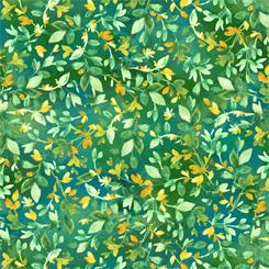 ANNABELLE LEAF VINE GREEN 1649-26949-G