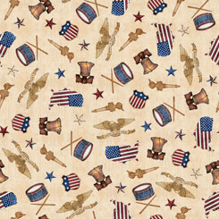 American Pride AMERICAN TOSS LIGHT TAN