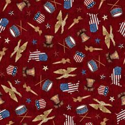 American Pride - American Toss Brick