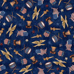 American Pride AMERICAN TOSS MIDNIGHT NAVY