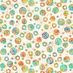 QT Fabrics 1649-27104-E Rhythm