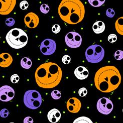 Creepy Halloweenies PUMPKINS BLACK