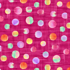 Callie DOTS FUSCHIA