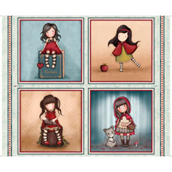 My Story LARGE PICTURE PATCHES MULTI