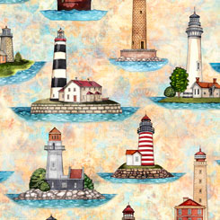 Smooth Sailing Lighthouses