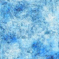 Smooth Sailing 27092-Q Map Blender Blue