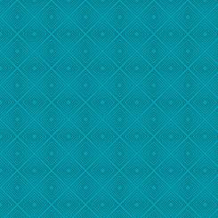 Rachel - Diamond Geo<br>27328-Q - Dark Tuquoise