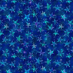Mystical STARS NAVY