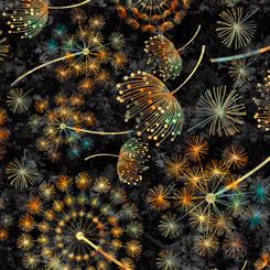 Botanica DANDELIONS 27410-J BLACK