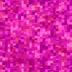 Ombre Squares Fuchsia 27427-PV