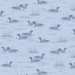 Loons Loon Tonal Dusty Blue 27431-B