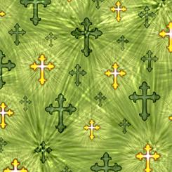 The Lord Is My Shepherd CROSSES GREEN