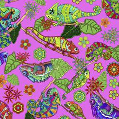 Color Me Chameleon TOSSED CHAMELEONS PINK 27489-P