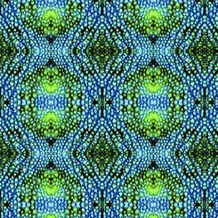 Color Me Chameleon CHAMELEON SKIN BLUE