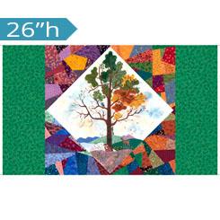 His Majesty The Tree TREE PANEL 26 REPEAT 26 MULTI