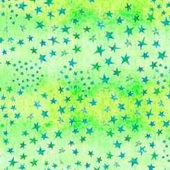 Dream Big Stars Light Green