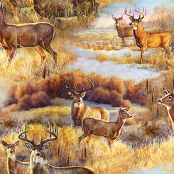 Deer Meadow 27602-X Brown
