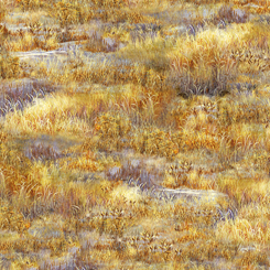 Deer Meadow GRASS GOLD