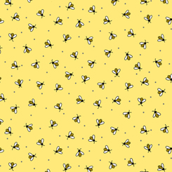 All The Buzz BEES YELLOW