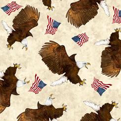 All American 27616-E Cream