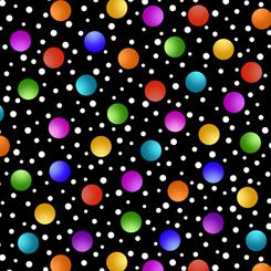 Alpha Doodle - Dots - 27634