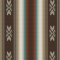 Dream Weaver 27650-A Large Serape Brown