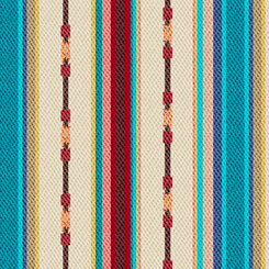 Dream Weaver 27653-A Textured Serape Stripe Tan