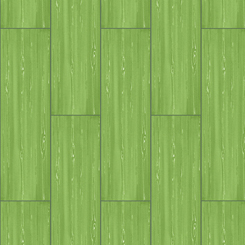 Quilting Treasures Gnomesville 27667-H WOOD LEAF GREEN