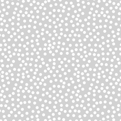 Gnomesville DOTS LIGHT GRAY