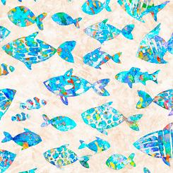 Ocean Paradise FISH SAND