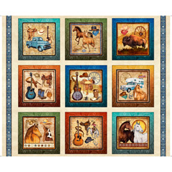 Lil Bit Country 27739-E Panel
