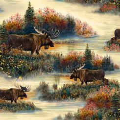 Moose Country -CREAM-47-E