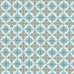Versailles FOULARD LIGHT BLUE 27754 B