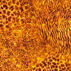 Serengeti Amber Animal Skin Blender